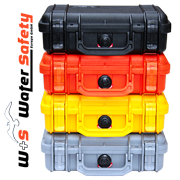 W+S Water Safety Europe GmbH is official Peli Distributor in Europe since 1999