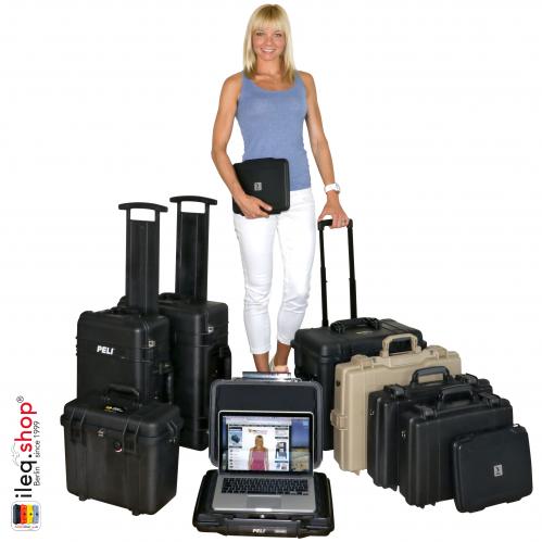 Peli Notebook, Computer, Tablet Koffer