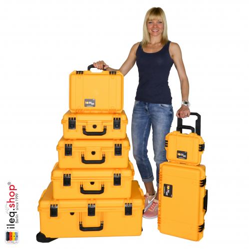 Peli Storm Koffer Farbe Gelb