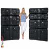 Super V-Series 7U Rack Mount Case, Schwarz 14