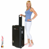 1615 AIR Check-In Koffer, PNP Schnallen, Ohne Schaum, Gelb 8