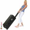 1615 AIR Check-In Koffer, PNP Schnallen, Ohne Schaum, Gelb 10