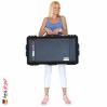 1615 AIR Check-In Koffer, PNP Schnallen, Ohne Schaum, Gelb 9