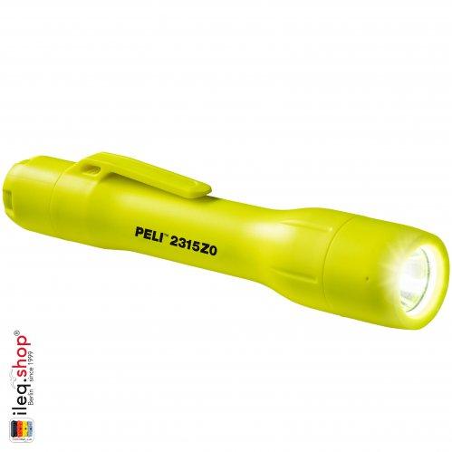 2315Z0 LED Taschenlampe ATEX Zone 0