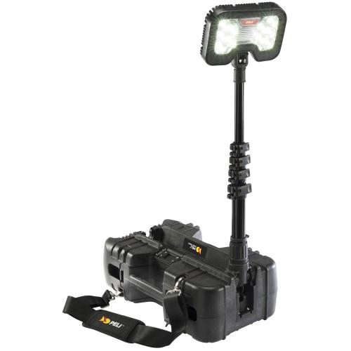 9490 Remote Area Lighting System, Schwarz