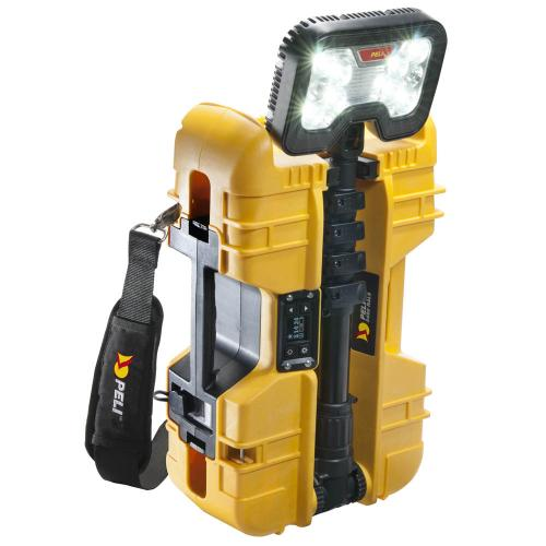 9490 Remote Area Lighting System, Gelb