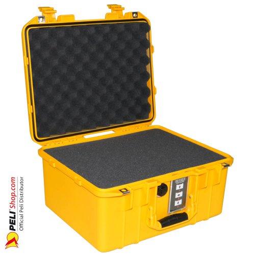 1507 AIR Koffer Mit Schaum, Gelb