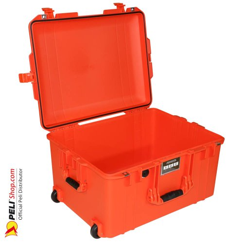 1607 AIR Koffer Ohne Schaum, Orange