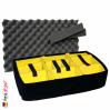 1535 AIR Carry-On Koffer Mit Einteiler, Schwarz 5