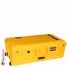1615 AIR Check-In Koffer, PNP Schnallen, Ohne Schaum, Gelb 1
