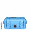 1200 Koffer Mit Schaum, Blau 1