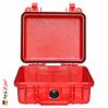 1200 Koffer Ohne Schaum, Rot