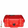 1200 Koffer Ohne Schaum, Rot 1