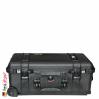 1510 Carry On Koffer, Mit Einteiler, Schwarz 1