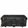 1650 Koffer Mit Schaum, Schwarz 1