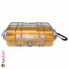 1020 MicroCase Gelber Einsatz, Transparent