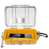 1020 MicroCase Gelber Einsatz, Transparent 1