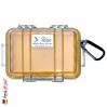 1020 MicroCase Gelber Einsatz, Transparent 2