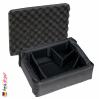 iM2050 Peli Storm Koffer Gelb, Mit Einteiler 3