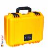 iM2100 Peli Storm Koffer Gelb, Mit Würfelschaum 2
